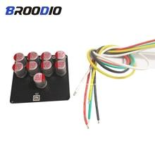 1A 3A 5A 6A баланс Li Ion Lifepo4 LTO литиевая батарея активный эквалайзер параллельный балансировочный плата энергопередача BMS 3S 4S 5S 6S