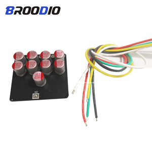 Image 1 - 1A 3A 5A 6A баланс Li Ion Lifepo4 LTO литиевая батарея активный эквалайзер параллельный балансировочный плата энергопередача BMS 3S 4S 5S 6S