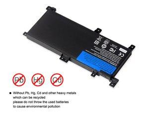 Image 5 - KingSener 7.6V 38WH C21N1509 מחשב נייד סוללה עבור ASUS X556U X556UA X556UB X556UF X556UJ X556UQ X556UV A556U F556UA K556UA K556UV