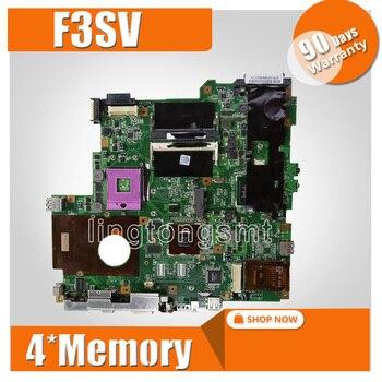 F3SV Motherboard Vram 965 Chipset REV:2.0 For ASUS X53S F3SV Laptop motherboard F3SV Mainboard F3SV Motherboard test OK