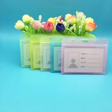 1 pièces Durable support de Badge hôpital infirmière école entrée garde et coffre carte clé ID nom carte école fournitures de bureau