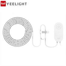 Yeelight RGB LED 2M Smart Licht Streifen Smart Home für Mi Hause APP WiFi Arbeitet mit Alexa Google Hause assistent 16 Millionen Bunte