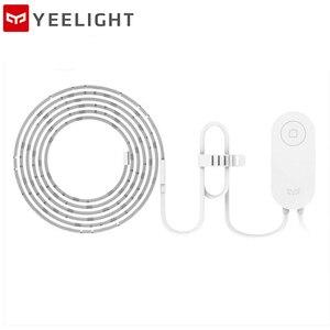 Image 1 - Yeelight tira de luces LED RGB para casa inteligente, 2M, para aplicación para hogares, WiFi, funciona con asistente de Google Home de Alexa, 16 millones de colores