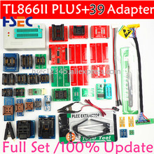 2020 mais novo tl866ii plus universal original minipro programador tl866 nand flash avr pic bios usb programador adaptadores meia