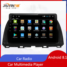 JIUYIN Android 8.1 No 2 Din Car Radio For Mazda CX5 CX-5 2013 2014 2015 Multimedia Player GPS