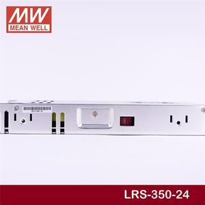Image 4 - Có Nghĩa Là Cũng LRS 350 24 24V 14.6A MEANWELL LRS 350 350.4W Đĩa Đơn Đầu Ra Chuyển Đổi Nguồn Điện