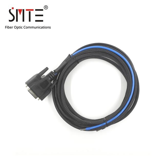 48V DC الطاقة كابل علامة هواوي OLT MA5608T MA5680T MA5683T 220V 0.5 إلى 5 متر