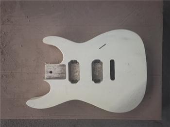 Afanti muzyka DIY gitara DIY gitara elektryczna ciała (MW-366) tanie i dobre opinie None Not sure Beginner Do profesjonalnych wykonań Unisex Nauka w domu CN (pochodzenie) Drewno z Brazylii Electric guitar body