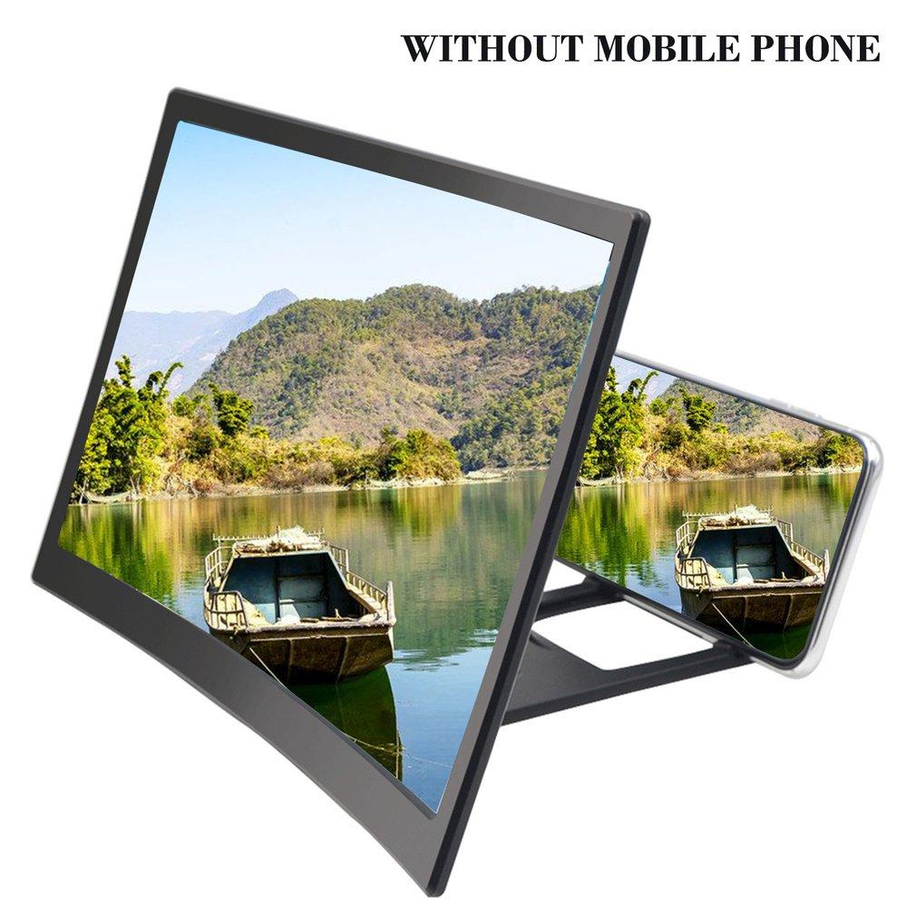 L6 Curved Screen Mobile Phone Amplifier Anti Vision Fatigue Anti Uv Anti Vision Drop Anti Radiation