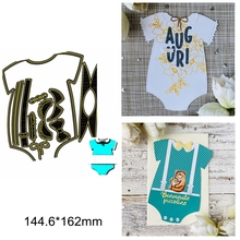 Cute Baby Clothes Bow Lace Leather Belt Button Metal Cutting Dies DIY Scrapbook Craft New Stencils Make Cards Embossing Paper cute baby clothes bow lace leather belt button metal cutting dies diy scrapbook craft new stencils make cards embossing paper