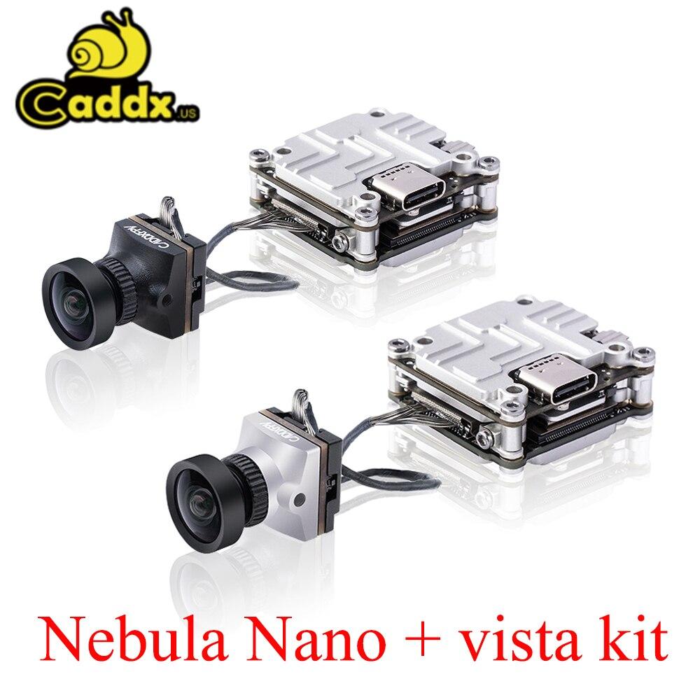 Caddx Nebula Nano Camera Vista Kit  2.1mm Lens 720P/60fps NTSC PAL Switchable