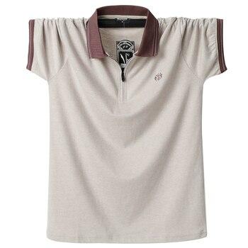 2020 New Arrival Fashion Polo Men Camisa Masculina Cotton Breathable Men Polo Shirt Men Polo Double Side Stripe Slim Fit Brand