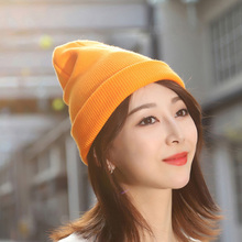 Hat 2019Top Unisex Slouchy Knitting Beanie Hip Hop Cap Warm Winter Ski Hats