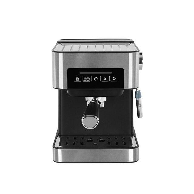 ITOP Electric 20Bar Italian Coffee Maker Household Americano Espresso Coffee Machine Fancy Milk Foam Maker 220V 6