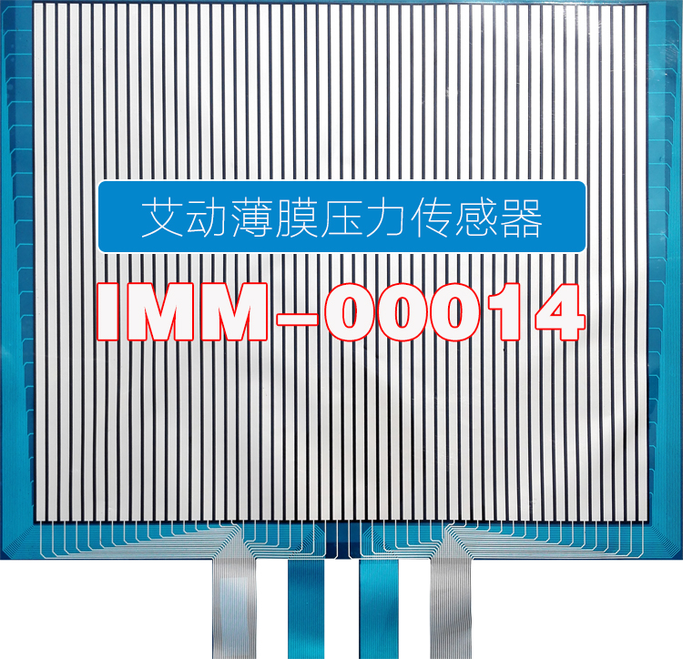 Membrane Pressure Flexible Matrix Sensor IMM0014 Sole Pressure Distribution