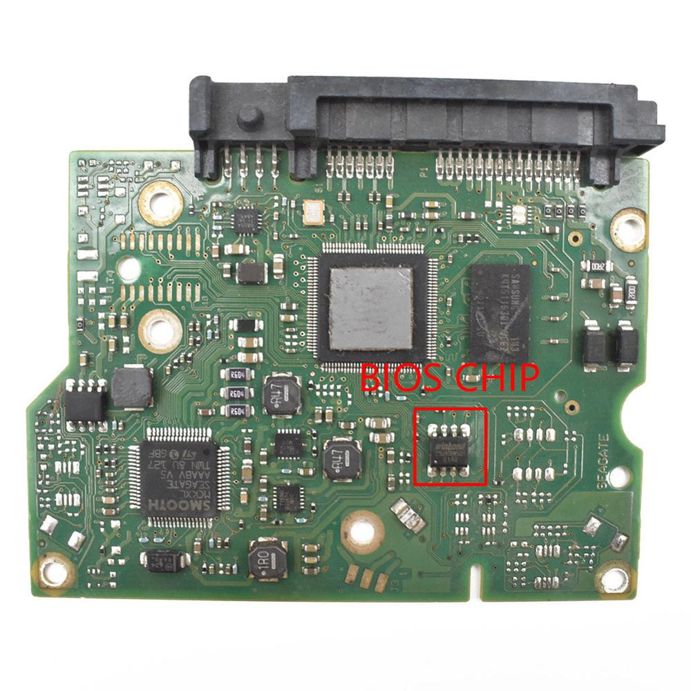 "PCB 100664987 Rev.A Rev.B 100664987 for ST500DM002 ST3000DM001 1/1.5/2/3Tb HDD 3.5"" SATA Logic board 100664987"