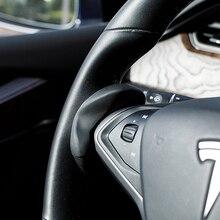 Подходит для Tesla модель 3 Y X S руль усилитель Фур автоматический помогать управлять кольцо противовеса AP для наружных осветительных приборов