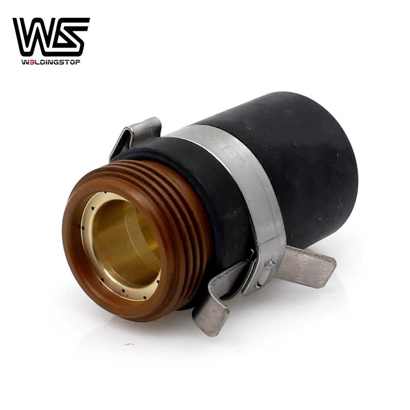 W For Consumable  Cap Retaining 65A Cutting Plasma Plasma 45A Torch 105A 85A 220953 S