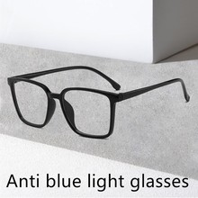 LL1488 Vintage New Men Women Anti blue light luxury brand fashion Glasses lentes hombre/mujer Blue Ray Goggles Eyeglasses