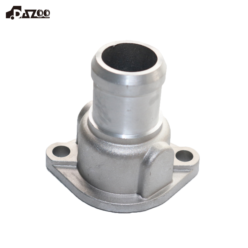 DAZOO Radiator Coolant Hose Connector Flange Fit for Golf  A6 Seat J etta Santana Scirocco P assat B3 B4 P olo Lupo Caddy