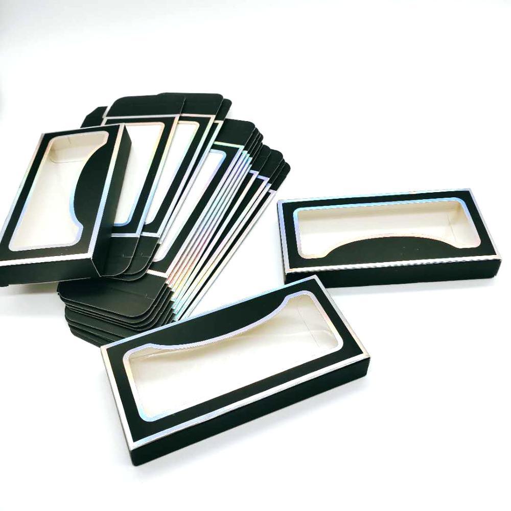 Оптовая продажа бумажная коробка для упаковки ресниц коробки