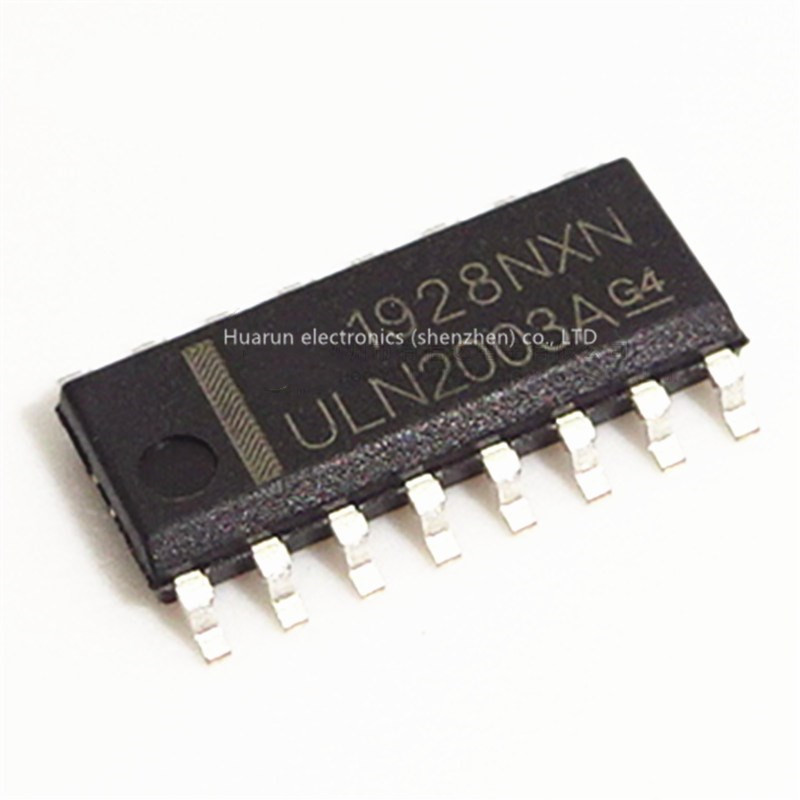 10 шт-20 шт. ULN2003A SOP16 ULN2003ADR ULN2003 2003 лапками углублением SOP-16 новая Оригинальная микросхема