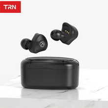 TRN T300 2BA + 1DD บลูทูธ5.2ชุดหูฟังไร้สายบลูทูธไร้สาย APTX HIFI หูฟังกีฬา In Ear หูฟัง TRN VX E12 MTW100 T200