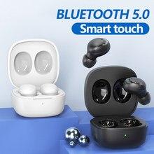 Tws taihom sem fio fones de ouvido bluetooth cancelamento ruído com microfone para jogos jogging computador smartphone