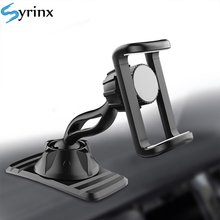 2020 360 Degree Dashboard Sucker Mount Moblie Phone Holder in Car Flexible Clip Double Stand For iPhone 11 PRO Bracket Support