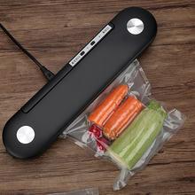 Вакуумный упаковщик пищевых продуктов электрический аппарат
