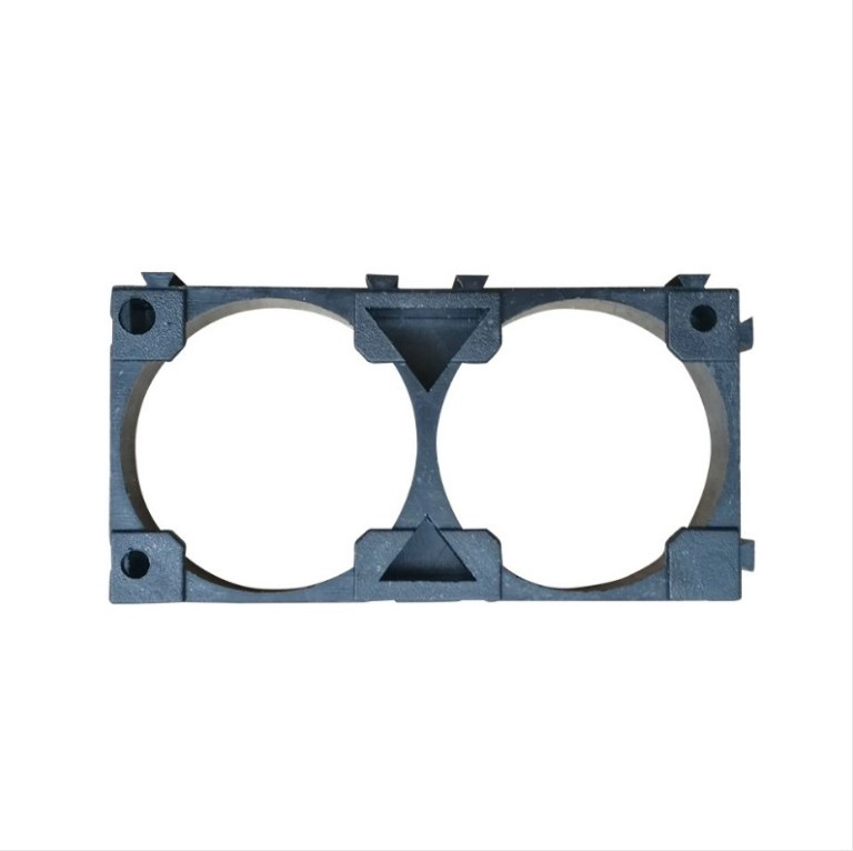 Ready To Ship 32650 Battery Holder Spacer Fixture 32650 Battery Pack Plastic Holder 2P 3P
