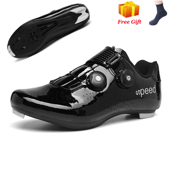 Professional Athletic Bicycle Shoes MTB Cycling Shoes Men Self-Locking Road Bike Shoes sapatilha ciclismo Women Cycling Sneakers 15