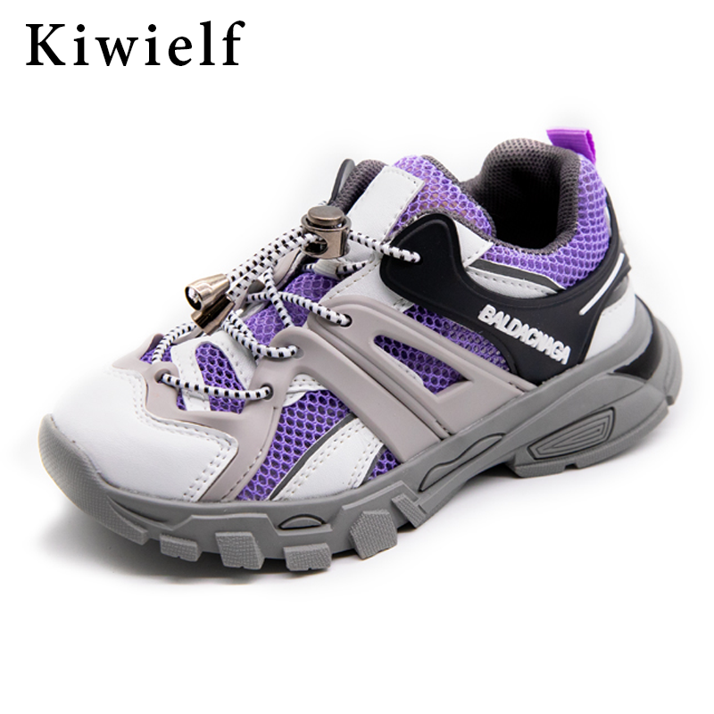 Sport Children Shoes Kids Boys Sneakers Spring Summer Autumn Net Mesh Breathable Casual Girls Shoes Running Shoe For Kids 2020