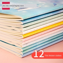 Notebook Thickened Thread Book Simple B5 Size Large Soft Surface Copy A5 Booklet