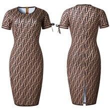Женское платье для работы с разрезом сзади, элегантное стрейчевое платье, очаровательное облегающее платье-карандаш миди, весенние деловые повседневные платья для клубных, вечерние