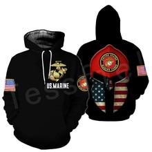Tessffel Америки морской камуфляж череп солдата армии костюм NewFashion пуловер сайту 3dprint унисекс на молнии/толстовки/кофты/куртки-19