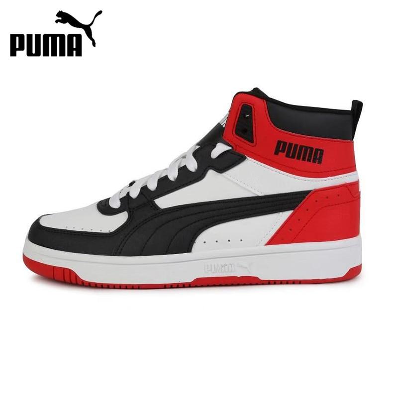 Original New Arrival PUMA Rebound JOY Men's Skateboarding Shoes ...