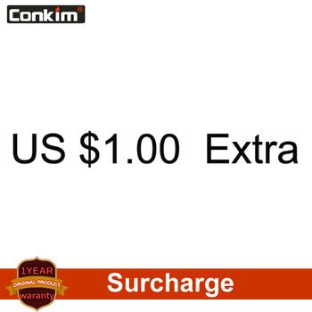 Dopłata dodatkowe koszty (jeśli 10 USD więc Pls wejście 10 sztuk Kwoty do zapłaty 10 USD) tanie i dobre opinie Conkim 200001678