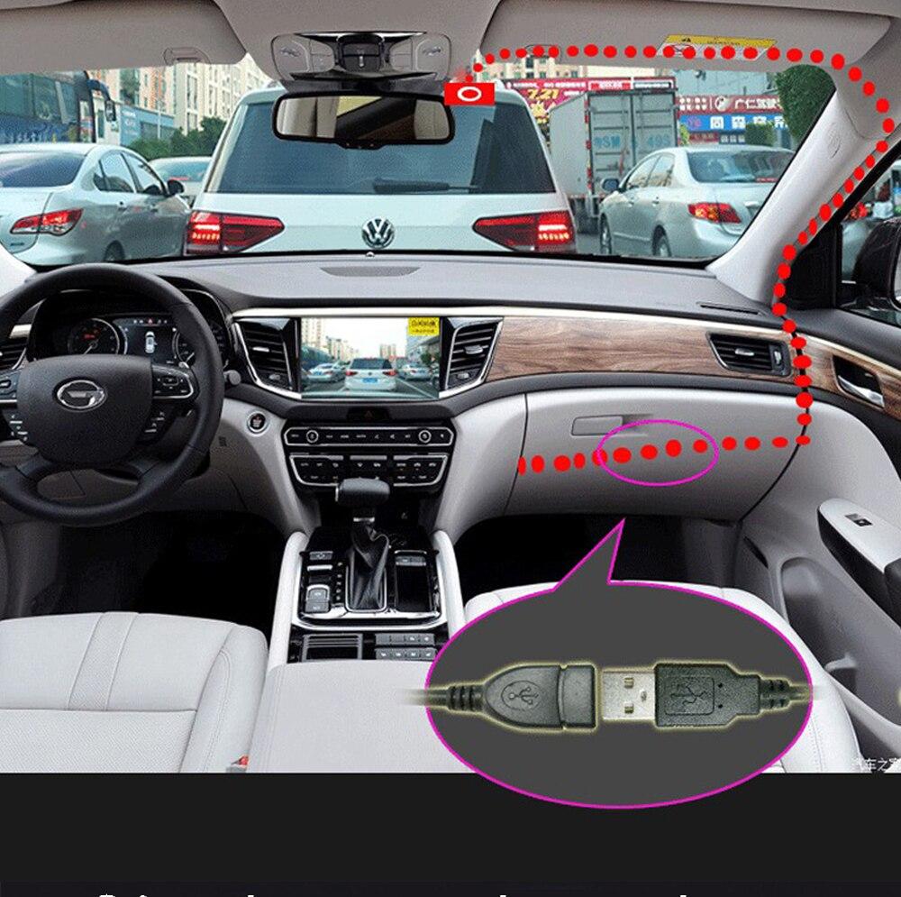 Image 5 - USB Car DVR Cam HD Original  Night Vision it Can change memory TF card 8G/16G/32G Camera Car Camera Recorder 130 FOV Camera-in DVR/Dash Camera from Automobiles & Motorcycles
