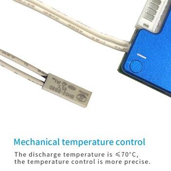 Li-ion 3.6 V/3.7 V 7S 24V BMS Batteria Scooter Elettrico Accessorio Bordo Di Protezione Con Balanced Temperatura PCB Di Controllo
