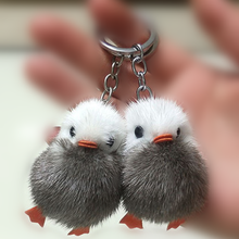 free shipping mini penguin keychain fashion penguin gift little penguin baby