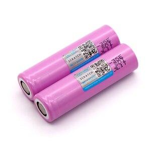 1-10 шт. оригинальный VariCore power 18650 35E 3500 мАч 3.7В 25А Высокая перезаряжаемая подходит для электроинструментов литиевая батарея