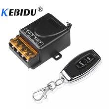 Transmisor interruptor con mando a distancia + receptor, 110V, 240V, 30A, inalámbrico, RF, inteligente, 433MHz