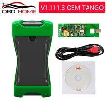 Auto OBD2 Orange5 ECU programmierer OEM Tango 1,1113 version Schlüssel Programmierer mit Alle Software und Auto Schlüssel Transponder