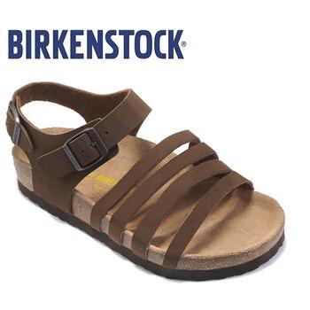 2019 BIRKENSTOCK 823 on Beach Slides Slippers Women Party Shoes Summer Modis Sandals Slippers Women Sandals Chaussons