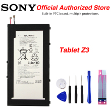 Original Sony Z3 Tablet Battery for SONY Xperia LIS1569ERPC 4500mAh