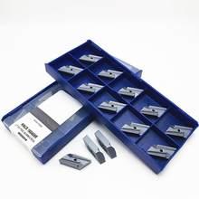 10 pçs ferramenta de torno knux160405r lt10 alta qualidade carboneto torneamento externo inserção knux 160405 r lt10 peças torno cnc ferramenta knux