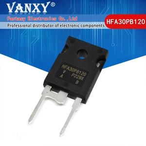 5pcs HFA30PB120 TO-247-2 HFA30PB120H TO-247 30PB120 TO247 1200V 30A