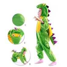 Boy Girl Cute Cartoon Animal Dinosaur Costume Cosplay Clothing for Kids Children's Day Costumes
