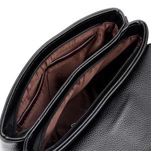 Image 5 - 2019 Summer Style Woman Bags For Women 2018 Lock Sac A Main Leather Luxury Handbags Women Bags Designer Women Messenger Bags